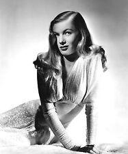 WW2 Photo WWII  US Movie Star Veronica Lake  Hollywood  World War Two / 1541