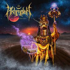 "AKHENATEN ""Golden Serpent God""  CD Mesopotamian Folk/Black/Death Metal from Usa"