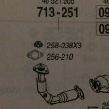 CAT 713251 FIAT Seicento 0.9 05/98-  899cc (further details in desc)