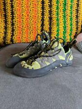 La Sportiva Tarantulace Climbing Shoes Size Us 7 Euro 39.5