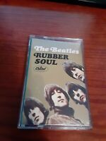 The BEATLES -- RUBBER SOUL -- Cassette - w/Norwegian Wood & I'm Looking Thru You