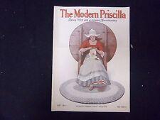 1913 SEP THE MODERN PRISCILLA MAGAZINE - ILLUSRATIONS, STORIES & ADS - ST 3971