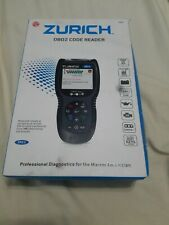 New ZURICH ZR11 OBD2 Code Reader with ABS Auto Diagnostic Scanner Mechanic Car