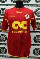 Maglia calcio RAVENNA TG M shirt trikot maillot jersey camiseta