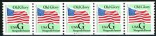 G-Rate Nonprofit Presort Green Stamp PNC5 Pl A11111 MNH Scott's 2893