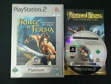 PS2 ★ Prince Of Persia ★ The Sands Of Time ★ Platinum ★ GER/ESP