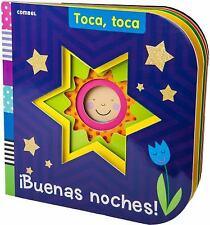 Â¡Buenas noches! Toca toca series Spanish Edition Board Books Ladybird