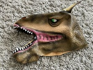Dinosaur Fancy Dress Mask