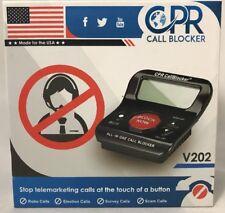 Cpr Call Blocker V202 1000 Number Block Capacity Telemarketer & Robo Calls