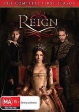 REIGN (COMPLETE SEASON 1 - DVD SET SEALED + FREE POST)