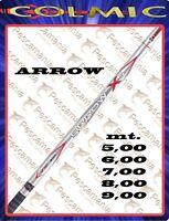 Canna colmic Arrow xs fissa mt. 5,00-6,00-7,00-8,00-9,00 telescopica