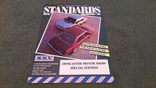 1984 VOLVO STANDARDS MAGAZINE ISSUE 4 Doncaster Show UK BROCHURE 340 360 240 760