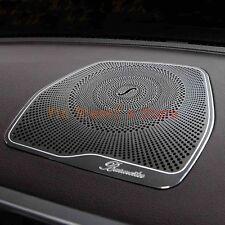 Burmester Center Control Audio Dashboard Loudspeaker Trim Cover For  Benz C W205