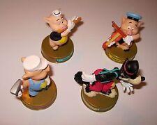 MC DONALD'S  2002 DISNEY 100 YEARS OF MAGIC THREE LITTLE PIGS