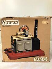 Mamod SP2 Stationary Live Steam Engine, steady Built, Popular Beginners Choice