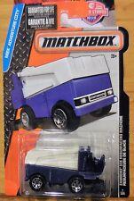 2016 Matchbox * D Case * Zamboni Ice Resurfacing Machine Ships World Wide