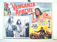 ¡ONLY AVAILABLE 24h.!/ THE BATTLE AT APACHE PASS/John Lund/1960/OPTIONAL SET/551
