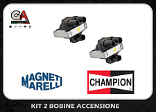 Kit 2 bobine Fiat Punto 176 188 - 1.1 1.2 8V 1100 1200 benzina BAE800B