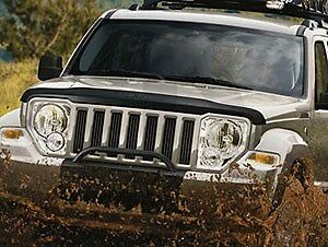 2008-2012 Jeep Liberty Mopar Tinted Bug Shield 82210693