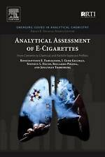 Analytical Assessment of e-Cigarettes: From Contents to Chemical and Particle Ex