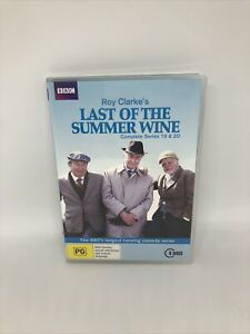 LAST OF THE SUMMER WINE Seasons 19 & 20 DVD Region 4 TV Show Very Good Condition