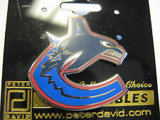 LOT of 6 PINS -NHL Vancouver Canucks Logo Pin