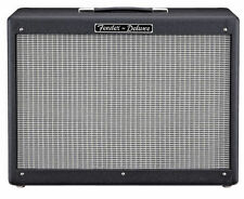 Fender Hot Rod Deluxe 112 Enclosure, Black 80 watt Guitar Amp
