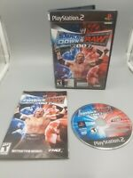 WWE SmackDown vs. Raw 2007 (Sony PlayStation 2 PS2 2006) complete