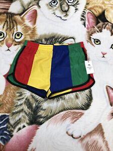 Forever 21 Rainbow 🌈 Shorts Women Girls 11/12