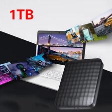 High Speed USB3.0 1TB Safe External Hard Drive Devices Portable Mobile HardDisk.