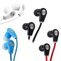 3.5mm Headset In-ear Stereo Earbuds Earphone for Samsung With MIC Fashion