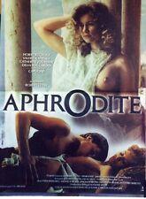 """""""APHRODITE"""" Affiche originale (Valérie KAPRISKY, Horst BUCHOLZ, CAPUCINE)"""