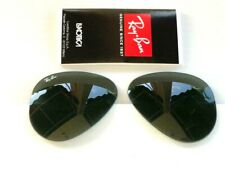 Authentic RAY BAN RB3025 58mm Green G15 Replacement Lenses 4 some aviator models