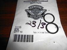 NOS Harley Davidson OEM Transmission Oil Seal Shovelhead FL FX 11115 QTY2