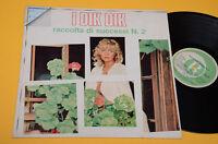 DIK DIK LP RACCOLTA DI SUCCESSI N°2 1978 EX