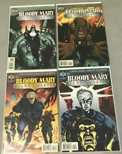 HELIX COMICS BLOODY MARY LADY LIBERTY #1-4 COMPLETE MINI SERIES GARTH ENNIS