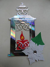 Scrapbooking~Card making~ Die Cut~Embellishment~Paper Piecing ~ Christmas Light