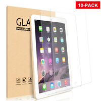 "10-PACK Tempered Glass Screen Protector For Apple iPad 6th Generation 9.7"" 2018"