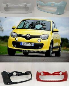 Renault Twingo 14-19 STOßSTANGE VORNE PROFESSIONELL LACKIERT IN WUNSCHFARBE neu