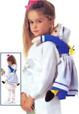 Piggy-back Rag Doll Sewing Pattern S10159 (NOT FINISHED ITEM)