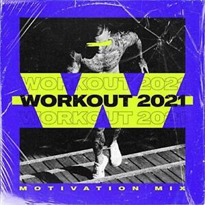Various-Workout 2021 - Motivation Mix CD NEUF
