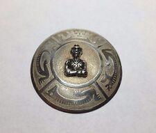 Vintage Estate Sale Silver 900 Ecuador Handmade Incan Motif Pedant & Brooch