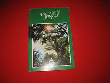 Escape To The Jungle SIM Inspirational missionary experiences 1998 Red Sea Gola