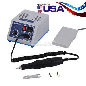 Dental Lab Micro Motor Polisher N3  + SHIYANG 35K.rpm Polishing Handpiece USA