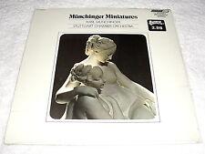 """Munchinger/Stuttgart """"munchinger Miniaturen"""" Sechzigerjahren LP, SEALED/MINT!, sts.15073"""