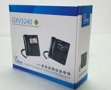 Grandstream GXV3240 Enterprise Multimedia Phone Android Video Phone/ SIP/ Skype