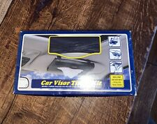 CAR  VISOR TISSUE KIT - NEW In Original Box - Complete Kit