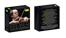 Gidon Kremer Violin Sonatas and other Chamber Works [New CD Box Set]