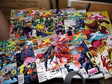 X-Factor lot of 12 books #71 #72 #73 #74 #75 #76 #77 #78 #79 #80 #81 #82