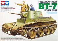 Tamiya 35327 Russian Tank BT-7 Model 1937 1/35 Scale Kit
